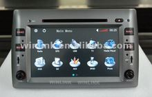 2012 New touch screen 8 inch Car stereo gps for Fiat