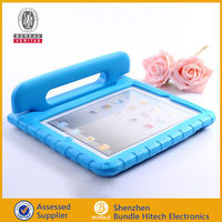 Hot sell Falling-proof & Shockproof Silicone Case for Ipad 2 3 4 mini