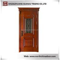 Exterior Door Solid Wood Door Modern Wood Door Designs