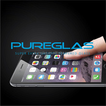 New products 2015 cell phone accessory for iphone 6 tempered glass screen protector