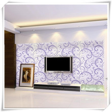Ensure safty and durability purple pattern country Tapete