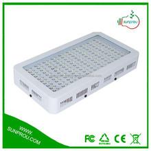 high lumen 300w led panel led grow light with epistar bridgelux chips