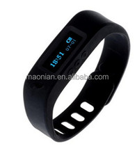 OLED Bluetooth4.0 Activity and Sleep Wristband Smart Bracelet Health Fitness Tracker