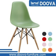 Plastic seat modern chair plastic chair
