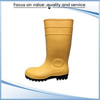 Compact low price Guaranteed Quality PVC men rain boots