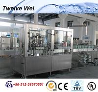Perfect Design Complete Carbonated Beverage Filling Machine