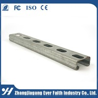 Jis Standard Hot Rolled Steel Framing System C Lipped Channel