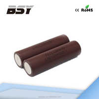 LG 18650 HG2 18650 High capacity 3.7V li-ion battery 3000mAh 3.7V li-ion battery