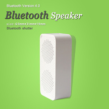 2015 hot sale portable selfie speaker mini bluetooth speaker for iphone6 6plus