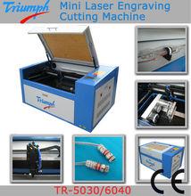50W 60W 80W 100W 130W High accuracy portable rubber sheet laser engraving cutting machine With FDA CE