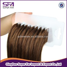 Tape hair extension, remi hair tape hair extension 40 pieces/set