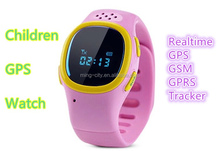 Children positioning watches Built-in GPS, built-in GSM call , APP software monitoring