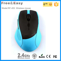 2.4g advanced cpi resolution wireless mouse without battery