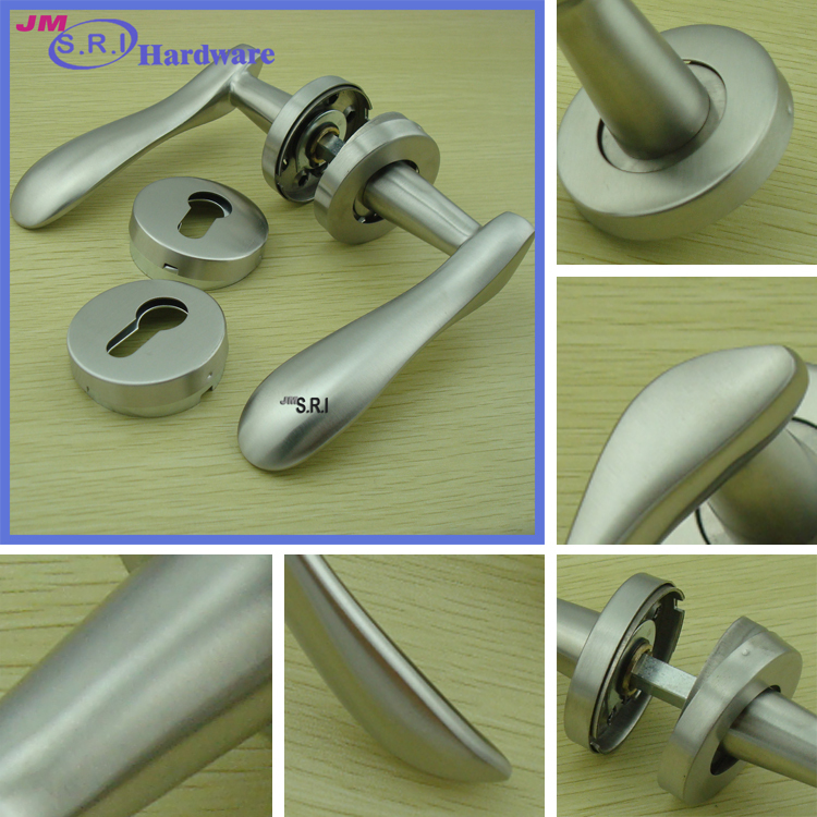 The Gentle Curving Shape Of The Change Door Handle Is A Unique Look That  Adds A Point Of Interest To The Static Feel Contemporary Decor Can Have.