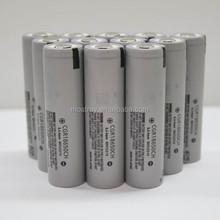 CGR18650 battery CGR18650CH 2250mah 3.7v li-Ion high drain battery