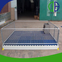 Discount Hot Dip Galvanized Pig Farrowing Crate For Sale