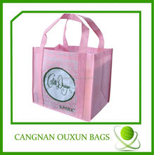 Suitalbe shopping non woven promotional bag,promotional shopping bag,promotional tote bag