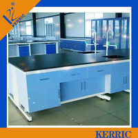 laboratory center table