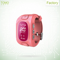For android and IOS mobile app, Bluetooth waterproof smart gps watch/bracelet kids tracker