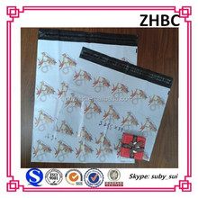 Plastic Custom logo online shipping bags for clothing packaging