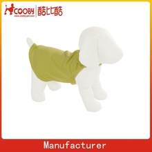 COO-023 Wholesale plain pet clothes dog cat T shirt dog tank top tee shirts in all sizes