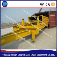Tile Type and Use Roof Tile Arch Sheet Curving Machine