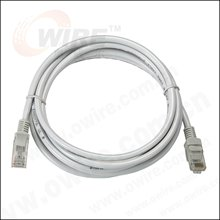 Owire supply lan cable Cat 5e UTP patch cord