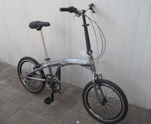 20 inch single speed folding bike steel frame foldable bicycle