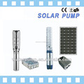 2014 solar bomba de agua para el sistema agrícola, jcs6 de riego