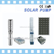 2014 solar water pump system for agricultural, irrigation jcs6