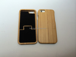 hot new products for 2015 wholesale eco-friendly bamboo wood mobile cell phone cover