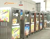 Continuous icecream freezer machine Shanghai factory