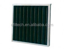 Good quality Smell Removal Air Active Carbon Panel Filter