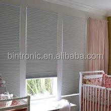 Bintronic Fashionable Home Decor Interior Decorating Smart Curtain system for Automatic Honeycomb Shades