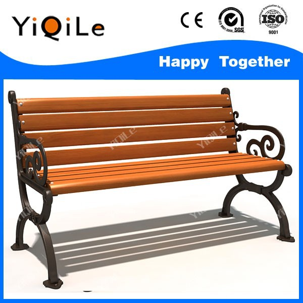 Multi shape and new style wooden benches