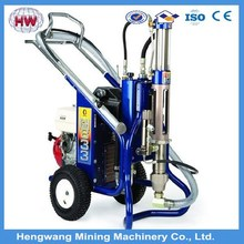 High efficiency shotcrete machine /wall cement machine/spray mortar machine