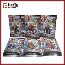 Juguetes chulos de acción de plástico, figuras militares