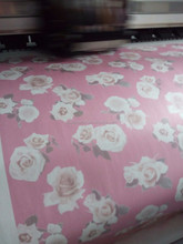 Inkjet textile roll heat transfer printing sublimation printed paper