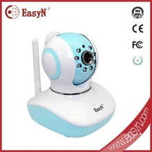 ODM H.264 32G SD card slot email alarm Super Mini Wireless low cost wifi ip camera