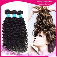 Tangle free shedding free can be dyed peruvian hair, 100%unprocessed peruvian human hair