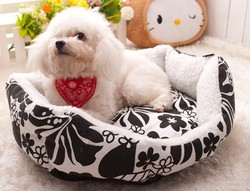 Wholesales China Supplies Soft Luxury Bed Pet Dog Kennel