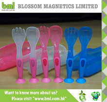 Wholesale Special Recyclable Suction Dinner Set