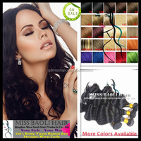 Alibaba Trade Assurance Paypal Accepted Soft No Frizzy Tangle Free Grade 7A Bulk Peruvian And Brazilian Hair Supplier
