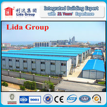 Color steel sandwich panel corrosion resistance Hot sell corrosion resistance prefabricated residential houses
