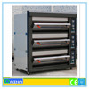 3 deck bakery oven, deck oven with steam, automatic bakery machines for bread