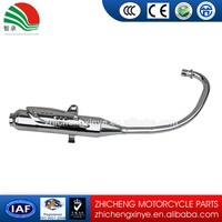 motorcycle super quiet generator muffler