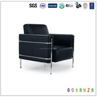 891-1S#2015 modern foot massage sofa chair with stainless steel frame