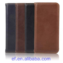 Mobile Phone Case For Ipod Touch 6 Case Generation 6th Covers Genuine Leather Grain For IPod Touch Flip Slim Case For iPod Touch