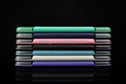 Super quality best selling latest for ipad air leather case