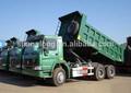 camión de volteo de HOWO euro II